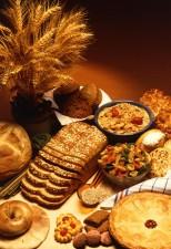 pšenice, pšenice, založený, potraviny