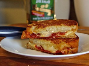 grilled, cheese, sandwiches