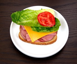 ham, cheese, sandwich, attention, quantity, caloric, intake
