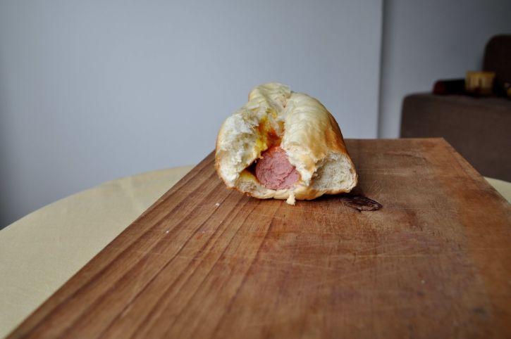 maken, sandwich, brood, worst