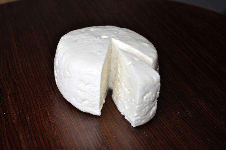 cheese, made, cows, milk
