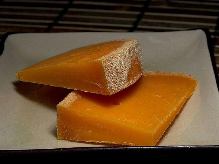 mimolette, peynir