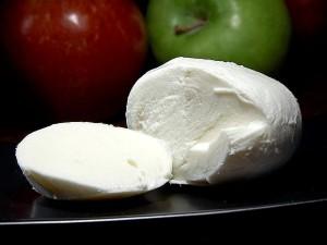 Mozzarella peyniri, peynir