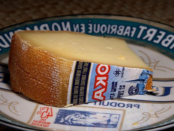 Italský sýr, potraviny