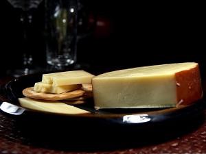smoked, gouda, cheese