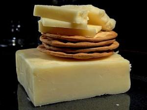 bianco, cheddar, formaggio