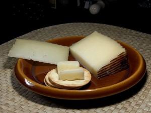 Zamorano, formaggio