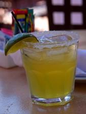 margaritas, ice, drinks