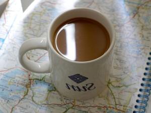 cafea, cani, cesti