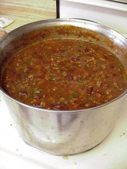 kuhanje, vruća, čili