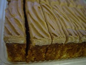 chocolate, sponge, cake