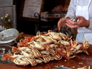 dungeness, crab, fisher, wharf