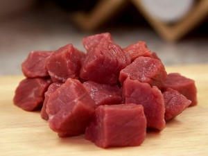 прясно, месо