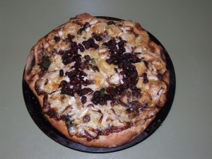 small, pizza