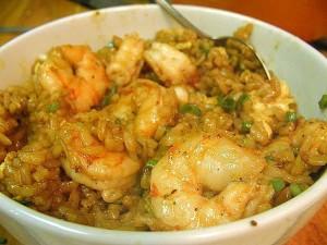 prawn, fried, rice, shrimp, bowls