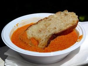 Suppen, Hummer, Bisque