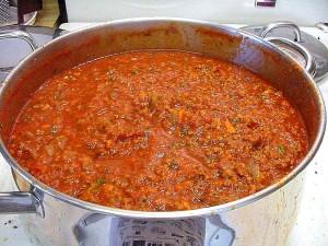 spaghetti, Bữa tối, nấu ăn, thực phẩm, nước sốt ý