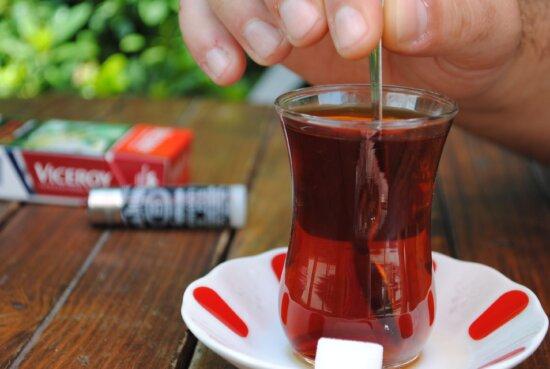 turkish, tea