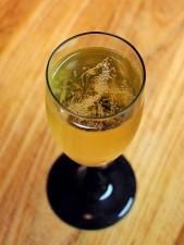 Champagner, Wein