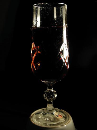 Trinken, Wein, Kristall, Glas