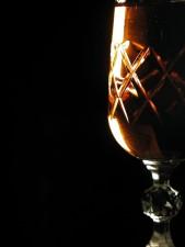 sklo, víno, nápoj