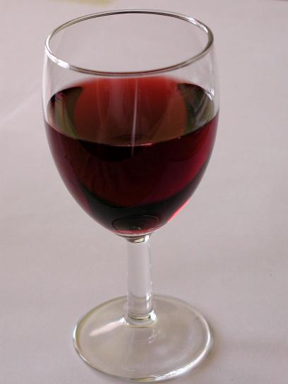 sklo, víno, tabulka