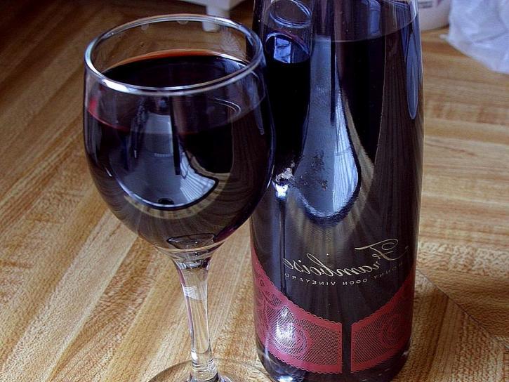 Wein, Portwein, framboise