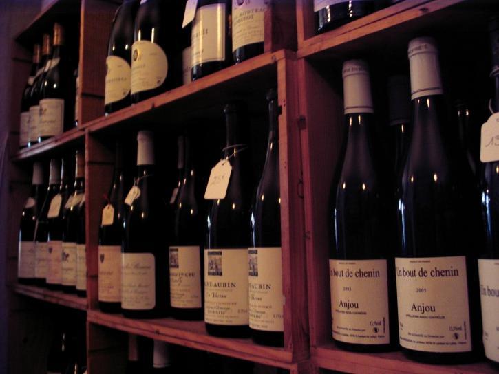 wine, shop, bottle, drink, supermarket