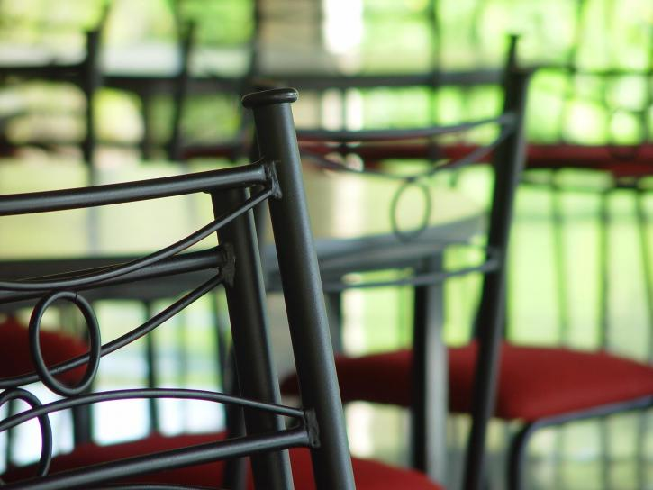 stolice, metalni, furnture