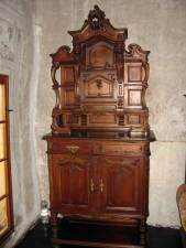 vieux, meubles