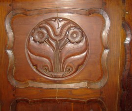 wood, carving