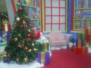 Navidad, establecer