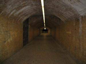 bahn, stazione, tunnel