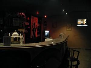 bar, intérieur