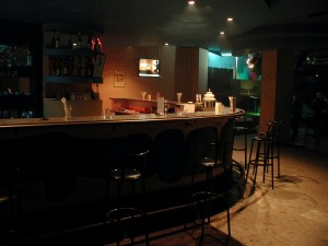 Bar, Nacht