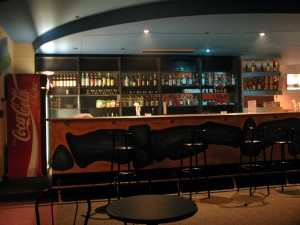 bar, club, interior