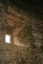 wnętrze, historyczne, Latarnia, Latarnia morska, wyspa