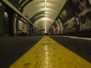 London, underjordiske