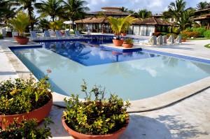 luxury, home, pool