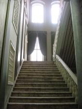 palacio, escalera, ciudadela, El Cairo, Egipto