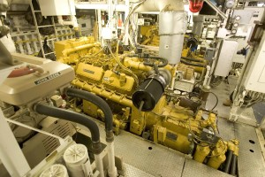 ship, engine, room