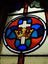 vidrio, detalle, Johns, Lutheran