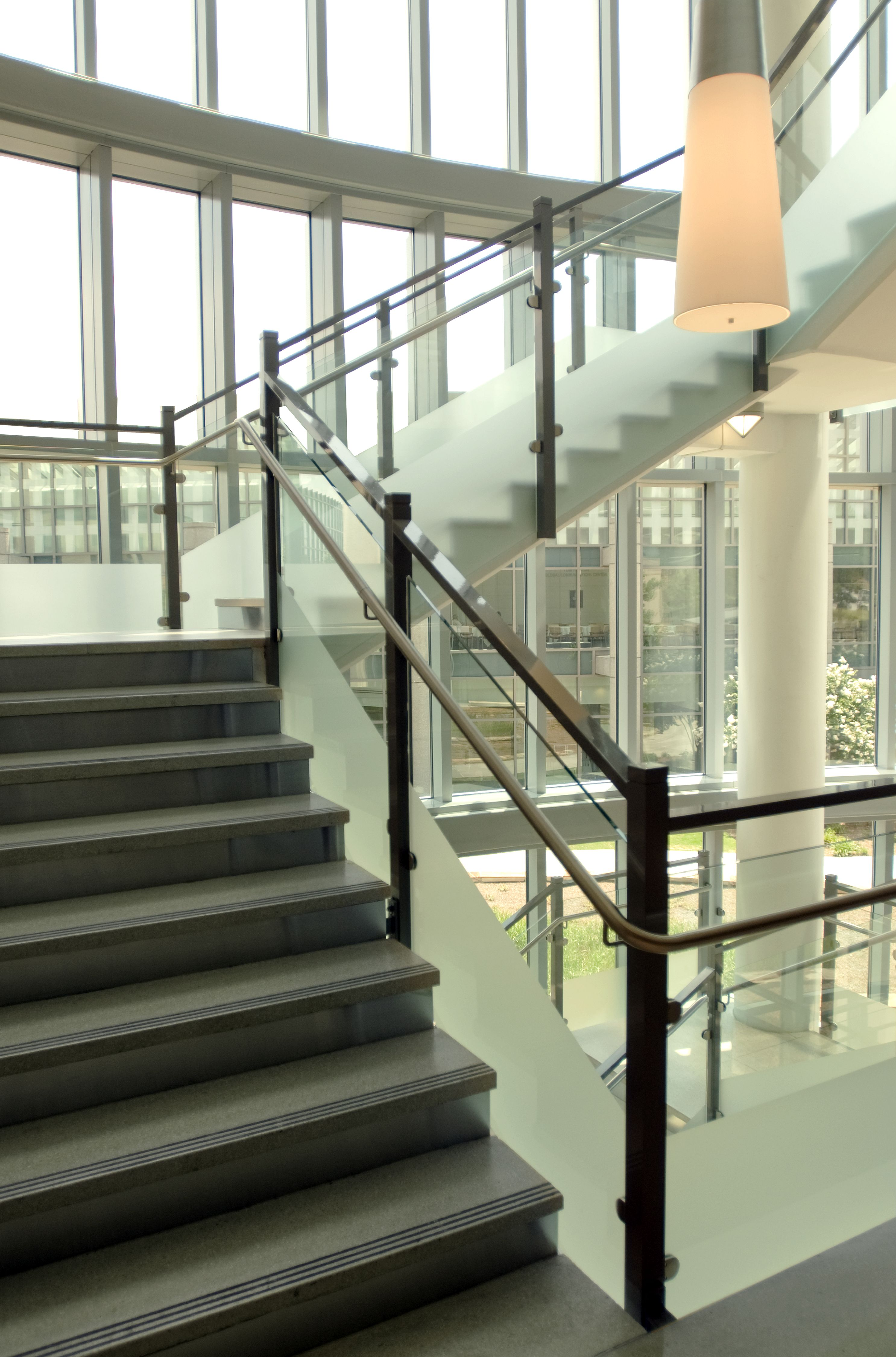 Free Picture Stairwell Constructed Open Architectural Style