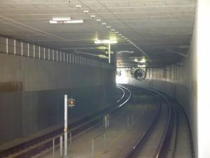 light, tunnel