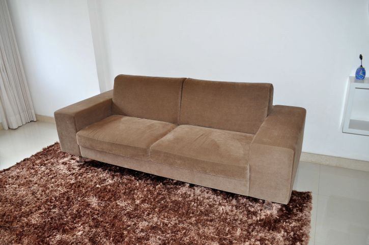 two, seater, furniture, room