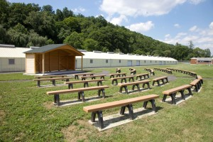 outdoor, stage, seating