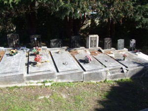 Chinese, graves