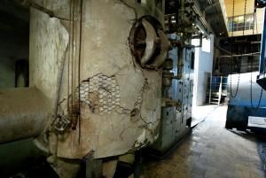 cracks, insulation, equipment, Baghdad, power, plant