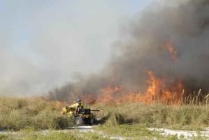 Feuerwehrmann, Fahren, Fahrzeug, Starten, Feuer
