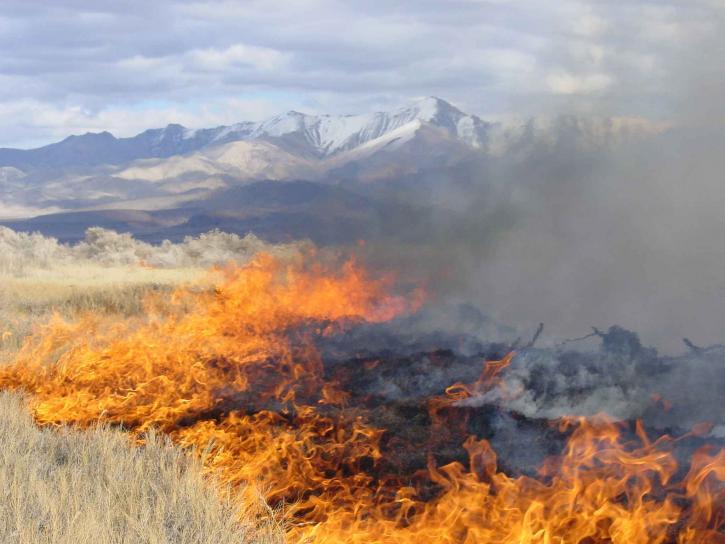 predpísané, požiar, poleptanie, snehu limitovaný, vrcholy, pozadia